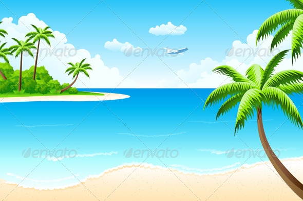 Tropical Landscape - Landscapes Nature