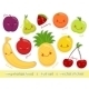Fruit Labels - GraphicRiver Item for Sale