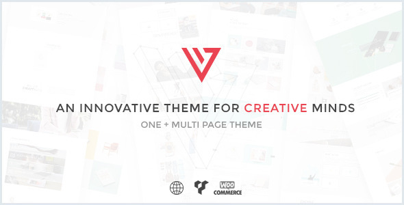 Vertex Creative Multipurpose WordPress Theme