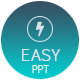 Easy Powerpoint Template - GraphicRiver Item for Sale