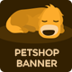 Pet Shop Banners - GraphicRiver Item for Sale