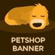 Pet Shop Banners - GraphicRiver Item for Sale