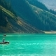 Lake Louise Canoeing - VideoHive Item for Sale