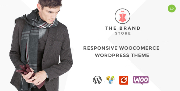 The Brand – Responsive WooCommerce WordPress Theme