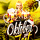 Oktoberfest Flyer | Template PSD - GraphicRiver Item for Sale