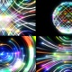 Abstract Curvy Spherical Light Trails Vj Loop Pack - VideoHive Item for Sale