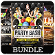 Birthday Party - Flyers Bundle - GraphicRiver Item for Sale