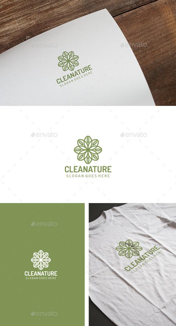 Nature and Fashion Logo - Nature Logo Templates