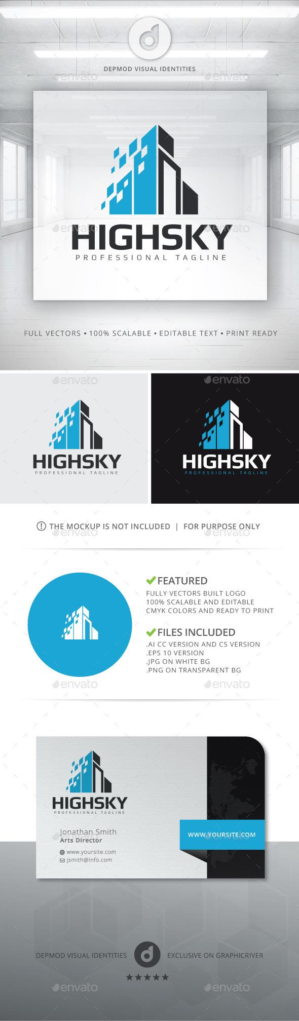 High Sky Logo