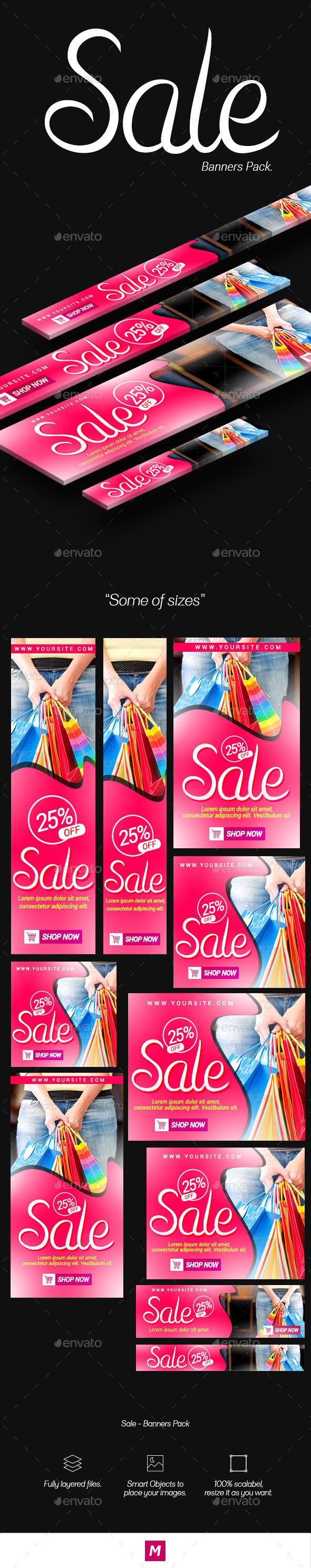 Sale Banners Pack