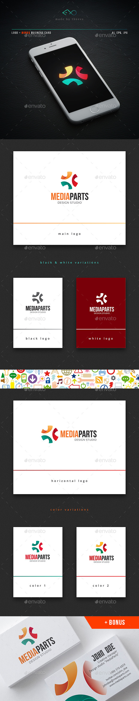 MediaParts - Vector Abstract