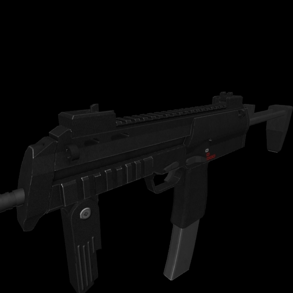 MP7 - 3DOcean Item for Sale