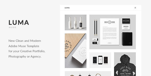 LUMA – Creative Multi-Purpose Template