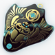 Scarab amulet - 3DOcean Item for Sale