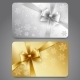 Collection of Gift Cards with Ribbons - GraphicRiver Item for Sale