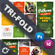 Pet Shop Tri-Fold Templates - GraphicRiver Item for Sale