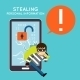 Stealing Personal Information From Your Mobile - GraphicRiver Item for Sale