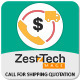 Zesttech Call For Shipping Quotation - CodeCanyon Item for Sale