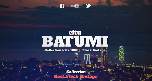 Batumi, Georgia Video Collection