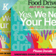 Food Drive Flyer Template - GraphicRiver Item for Sale
