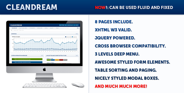 Free Download CleanDream Nulled Latest Version