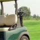 Golfer Getting In Golfcart - VideoHive Item for Sale