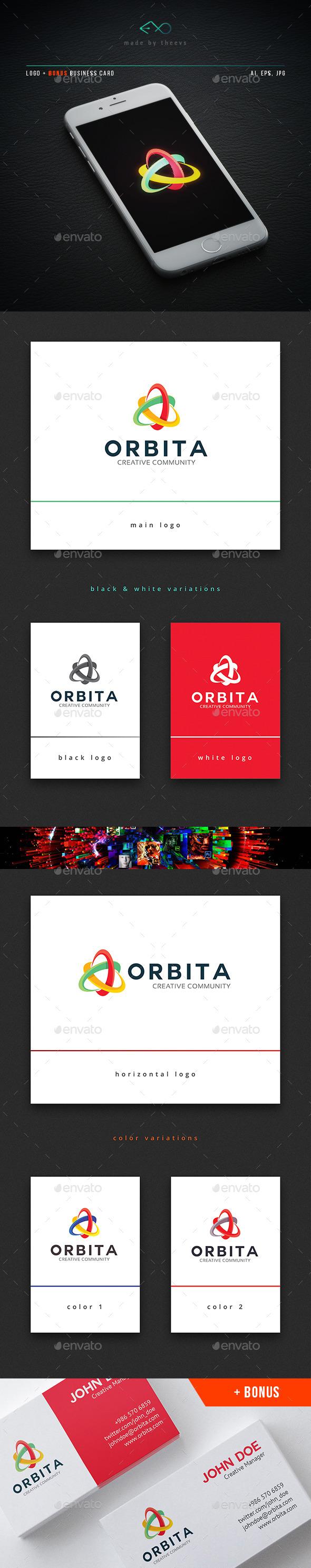 Orbita - Vector Abstract