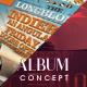 Album Concept with Extras