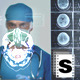 Doctor Examining An Mri - VideoHive Item for Sale