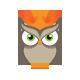 Owl King Logo - GraphicRiver Item for Sale