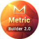 Metric - Responsive E-mail Template Nulled