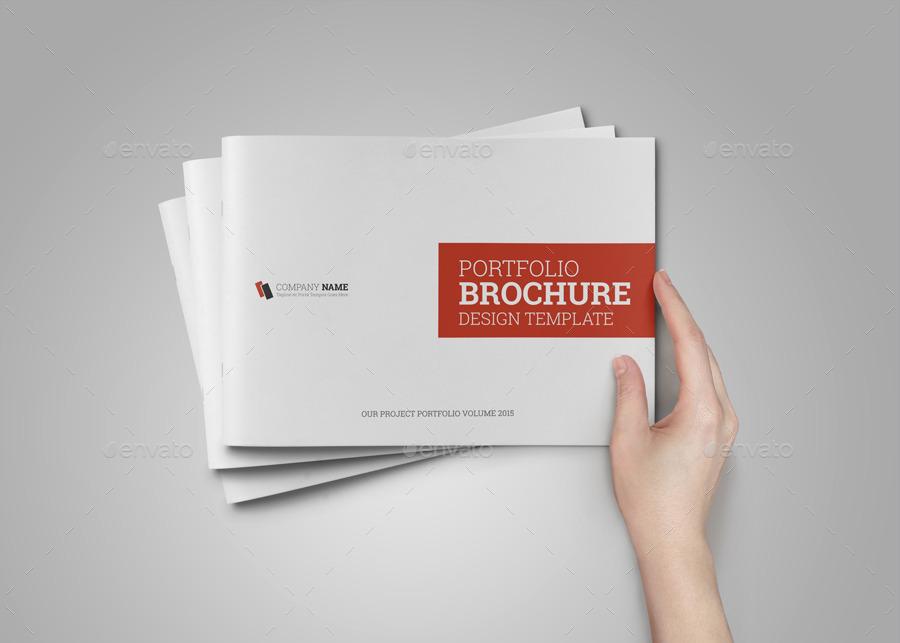Portfolio Brochure InDesign by Jbn-Comilla | GraphicRiver