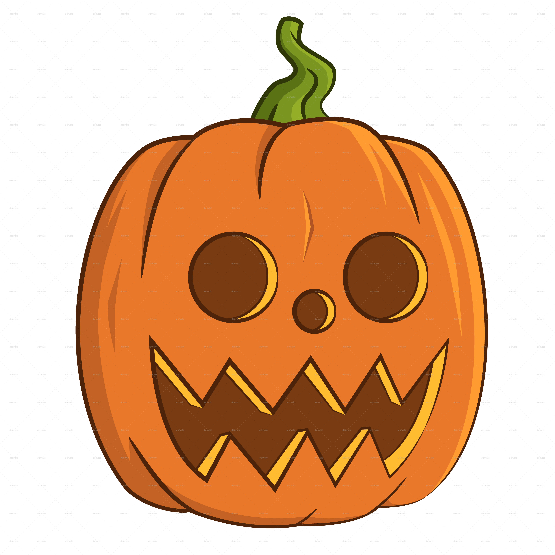 jack pumpkin head  by gatts