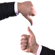 Business Man Thumbs Up Thumbs Down Pack - VideoHive Item for Sale