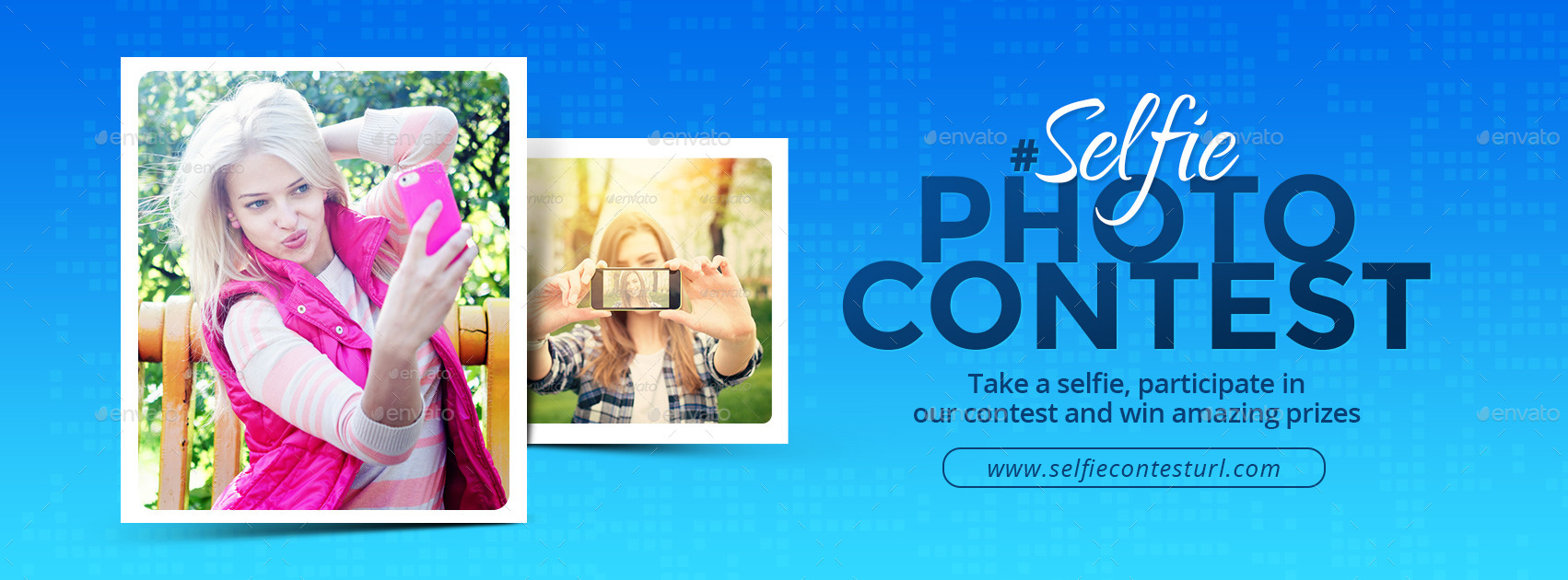 facebook photo contest rules template - photo contest facebook cover by doto graphicriver