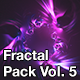 Fractal Pack Vol. 5 - GraphicRiver Item for Sale