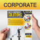 Multipurpose Corporate Flyer 39 - GraphicRiver Item for Sale