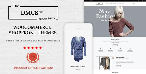 The DMCS - WooCommerce Theme - WooCommerce eCommerce