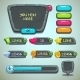 Gray Stone User Interface - GraphicRiver Item for Sale