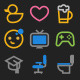 Activities icon pack - GraphicRiver Item for Sale