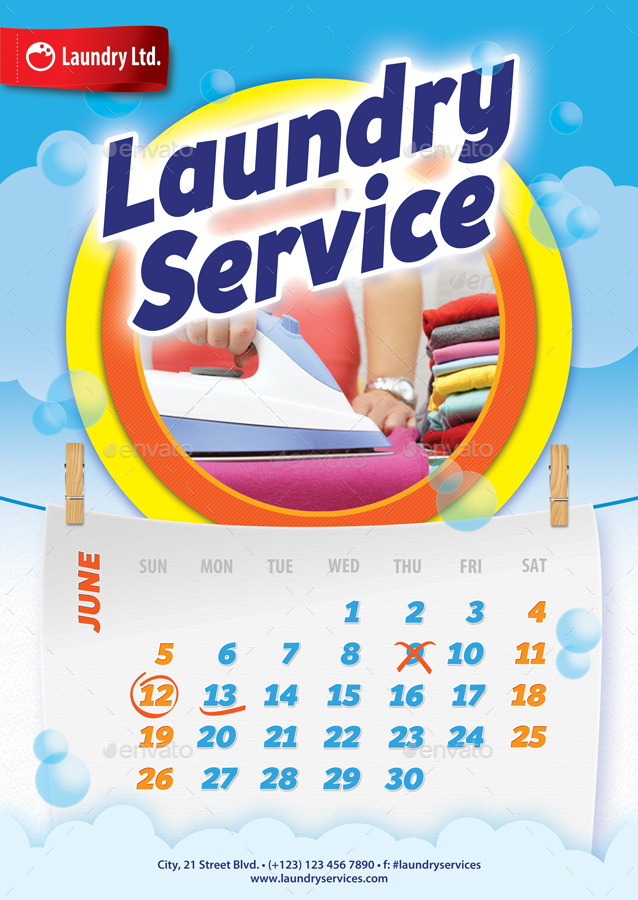 Laundry flyers templates gallery templates design ideas ironing service flyer template 28 images laundy flyer template ironing service flyer template laundry services calendar pronofoot35fo Image collections