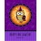 Halloween Card with Owl - GraphicRiver Item for Sale