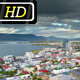 Reykjavik City View 2 - VideoHive Item for Sale