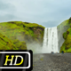 Skogafoss Waterfall - VideoHive Item for Sale