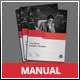 Brand Manual Templates - GraphicRiver Item for Sale