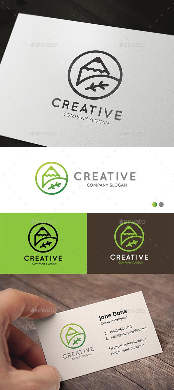 Creative Green - Objects Logo Templates