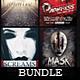 Horror - Movie Posters Bundle [Vol.02] - GraphicRiver Item for Sale