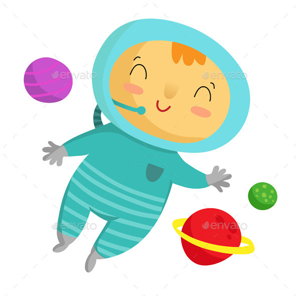 Kid Astronaut