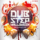 Dubstep Halloween Flyer - GraphicRiver Item for Sale