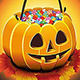 Happy Halloween Poster.  - GraphicRiver Item for Sale